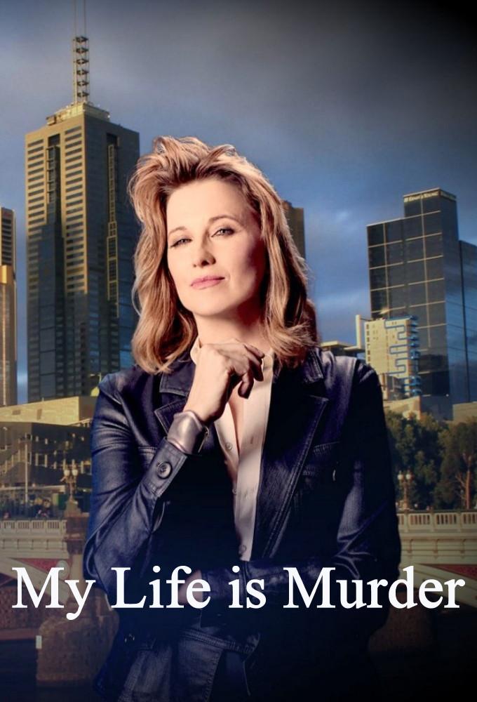 Poster voor My Life is Murder