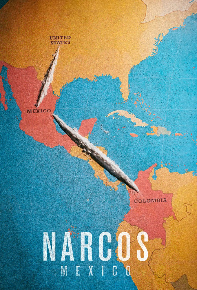 Poster voor Narcos: Mexico