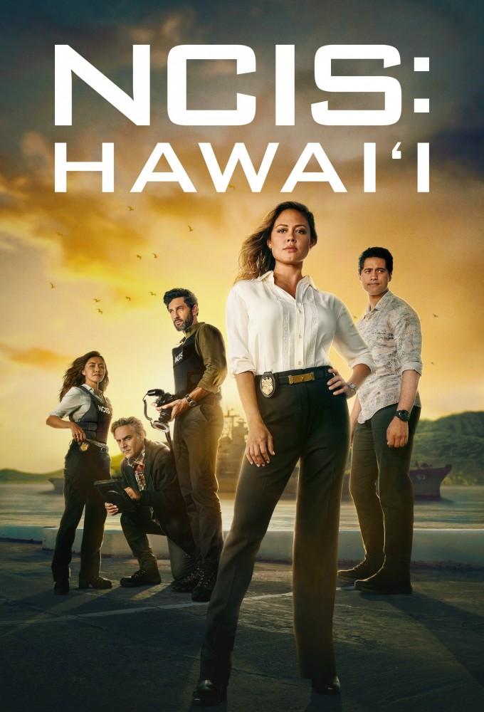 Poster voor NCIS: Hawai'i