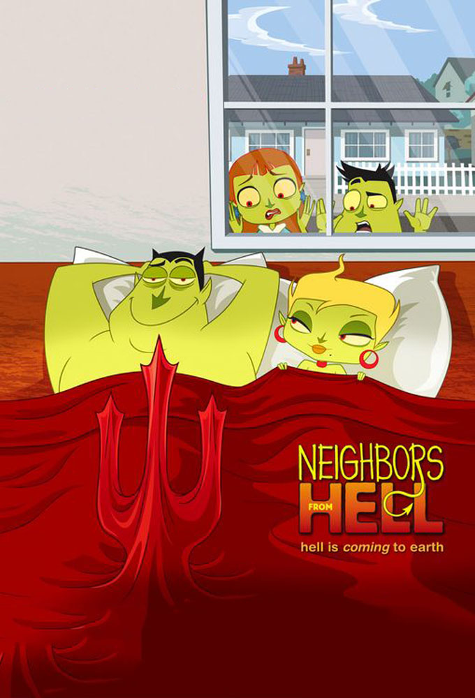 Poster voor Neighbors from Hell
