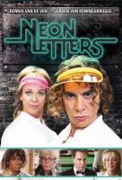 Poster voor Neonletters