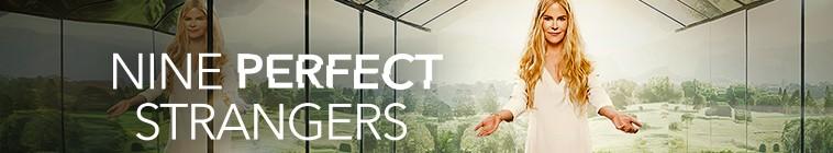 Banner voor Nine Perfect Strangers