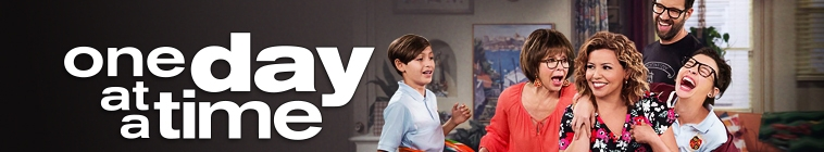 Banner voor One Day at a Time