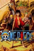 Poster voor One Piece