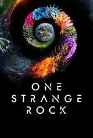 Poster voor One Strange Rock