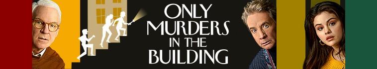 Banner voor Only Murders in the Building