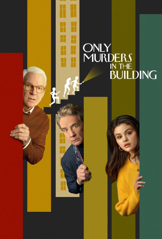 Poster voor Only Murders in the Building