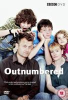 Poster voor Outnumbered