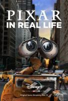 Poster voor Pixar komt tot leven