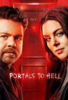 Poster voor Portals to Hell