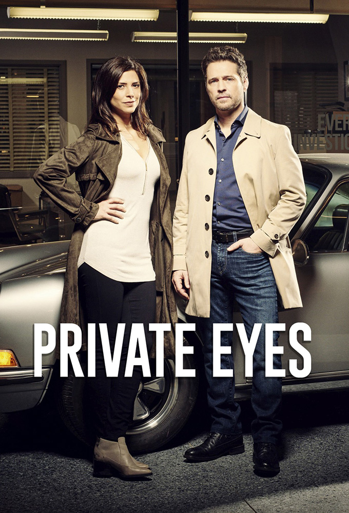 Poster voor Private Eyes