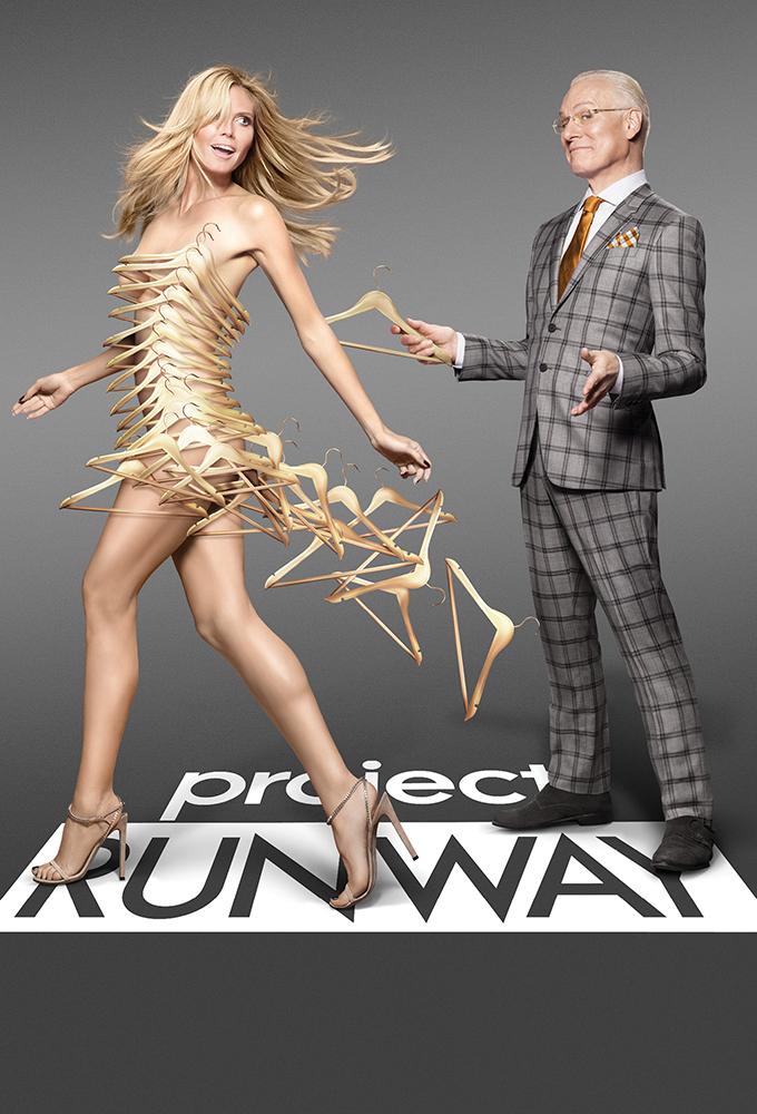 Poster voor Project Runway
