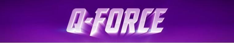 Banner voor Q-Force