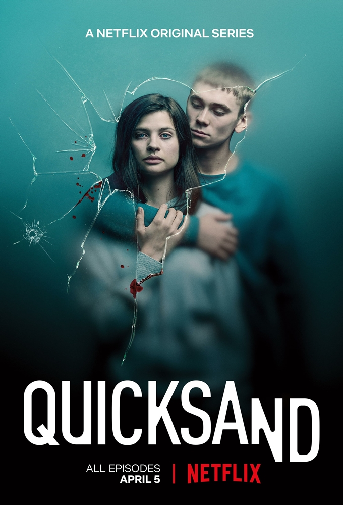 Poster voor Quicksand