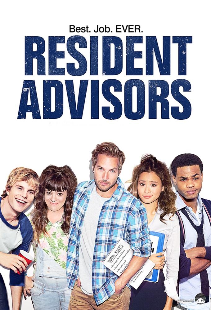 Poster voor Resident Advisors