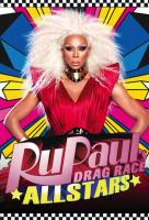 Poster voor RuPaul's All Stars Drag Race