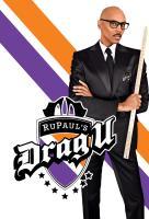 Poster voor RuPaul's Drag U
