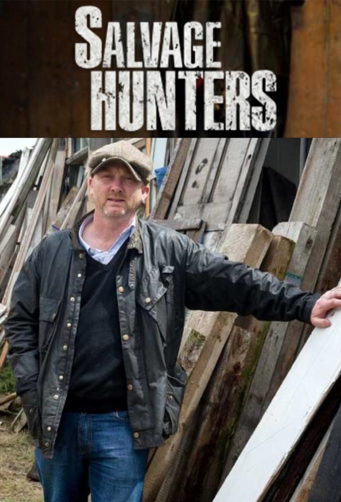 Poster voor Salvage Hunters