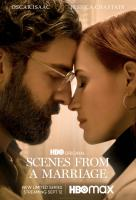 Poster voor Scenes from a Marriage (US)