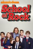Poster voor School of Rock