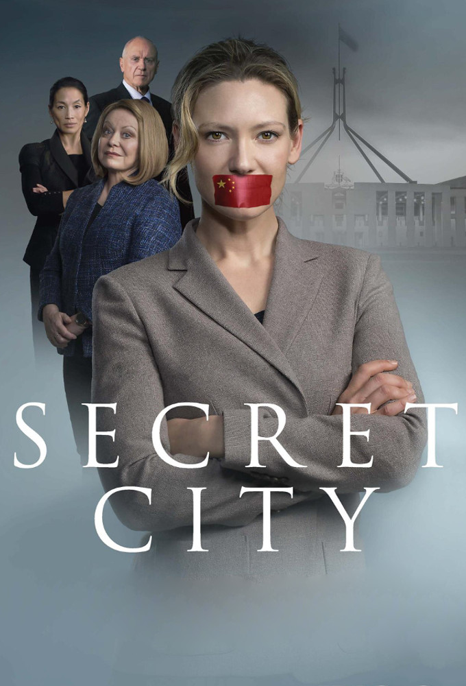 Poster voor Secret City