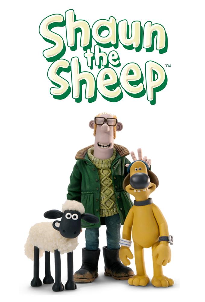 Poster voor Shaun het Schaap