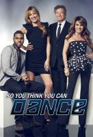 Poster voor So You Think You Can Dance