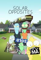 Poster voor Solar Opposites