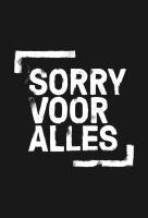 Poster voor Sorry voor alles