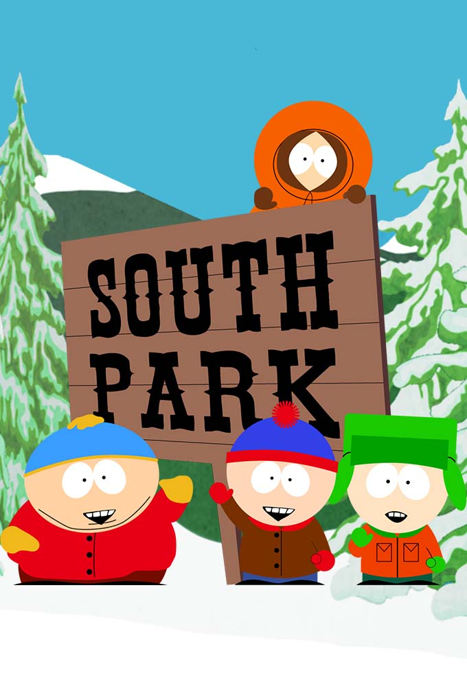 Poster voor South Park