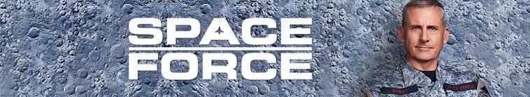 Banner voor Space Force