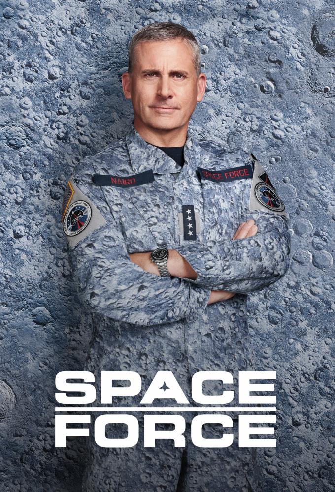 Poster voor Space Force