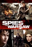 Poster voor Spies of Warsaw