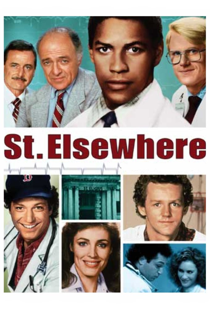 Poster voor St. Elsewhere