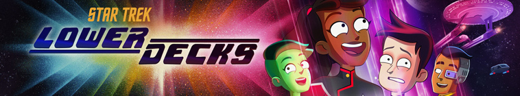 Banner voor Star Trek: Lower Decks