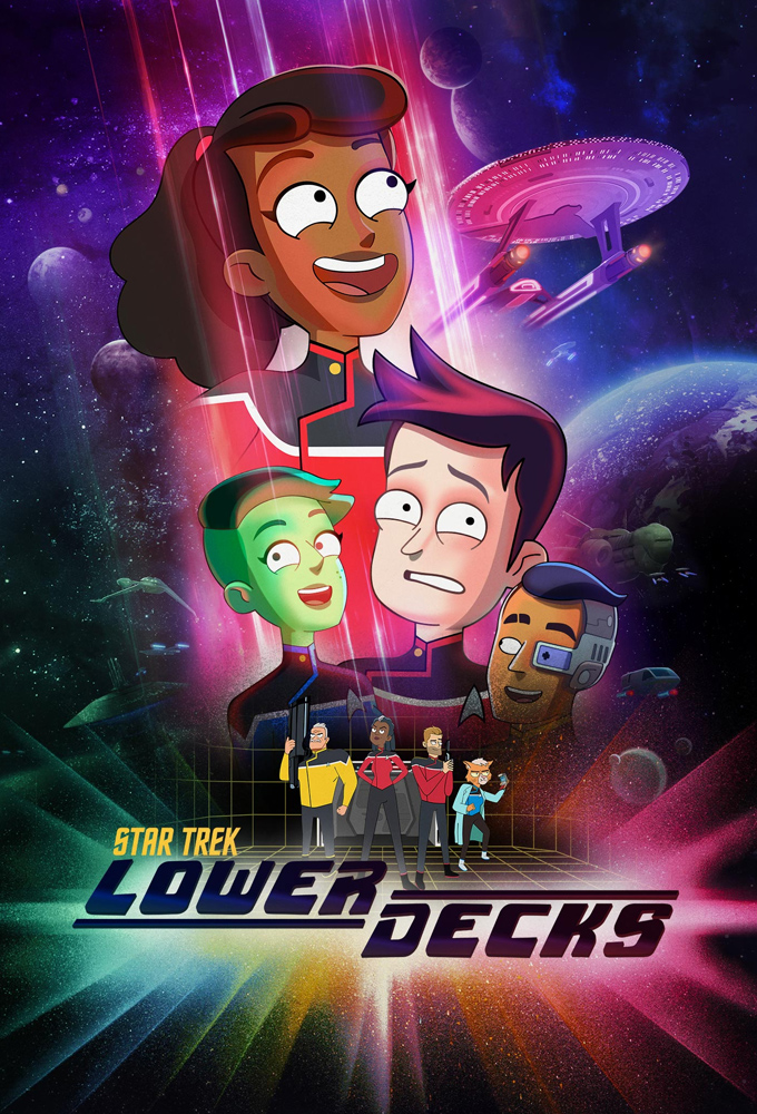 Poster voor Star Trek: Lower Decks