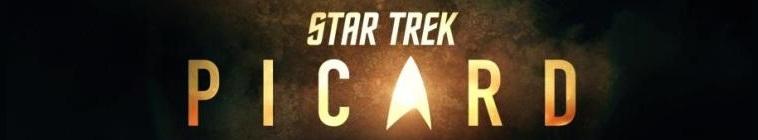 Banner voor Star Trek: Picard