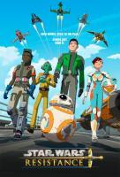 Poster voor Star Wars Resistance