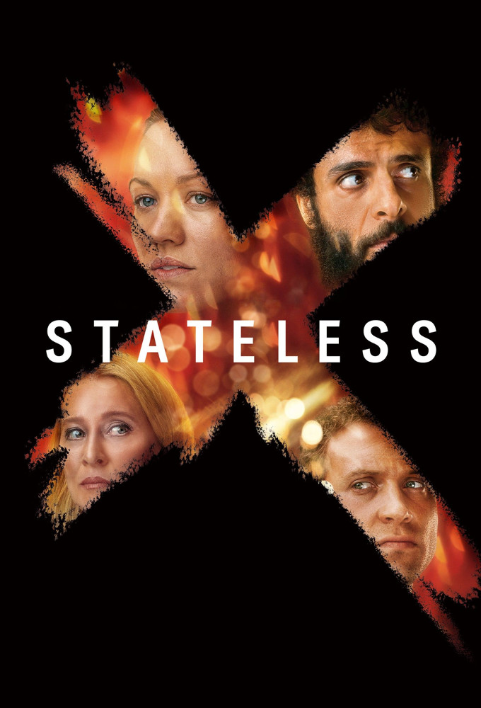 Poster voor Stateless