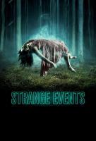 Poster voor Strange Events