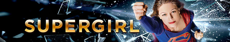 Banner voor Supergirl