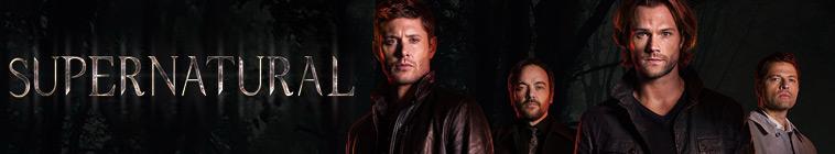 Banner voor Supernatural
