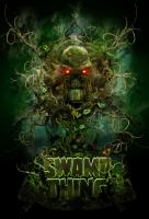 Poster voor Swamp Thing (2019)