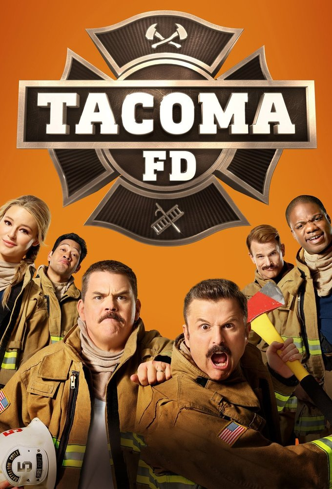 Poster voor Tacoma FD