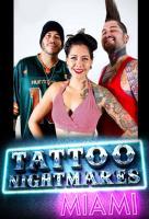Poster voor Tattoo Nightmares: Miami
