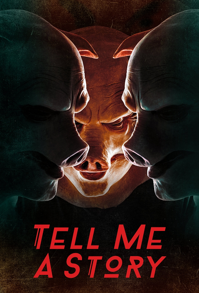 Poster voor Tell Me a Story