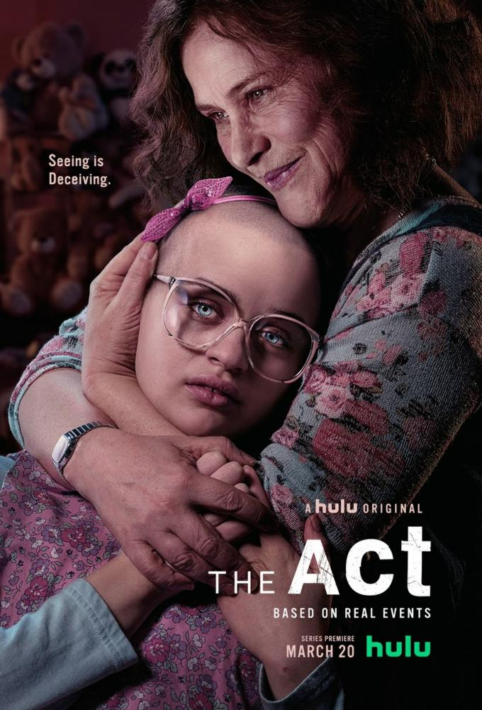 Poster voor The Act