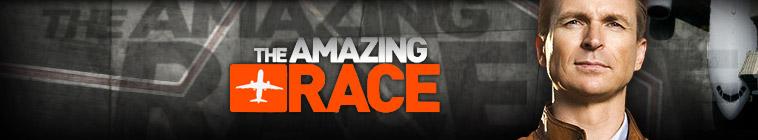Banner voor The Amazing Race