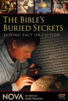 Poster voor The Bible's Buried Secrets
