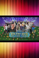 Poster voor The Big Fat Quiz of the Year